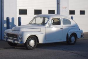 1960 Volvo 544 , 444 , 500 , 124 , 1800 Sport