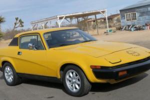 1978 Triumph TR7 TR7 CALIFORNIA CAR 4 CYL. 5 SPEED HARD TOP, RARE!!