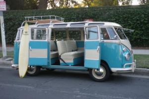 1963 Volkswagen Bus/Vanagon Deluxe Trim