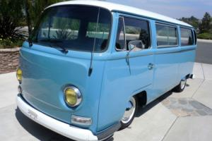 1970 Volkswagen Bus/Vanagon