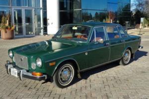 1973 Volvo 164E Sunroof