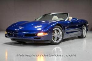 2004 Chevrolet Corvette Convertible Commemorative Edition