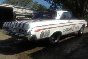 1964 Dodge Polara HOT ROD Drag CAR Super Stock Clone Trade Swap