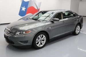 2011 Ford Taurus SEL PADDLE SHIFT ALLOY WHEELS