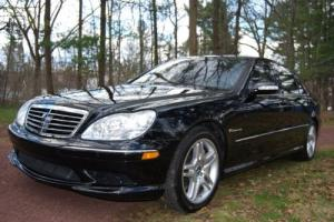 2004 Mercedes-Benz S-Class S600 S65 S 55 65 600