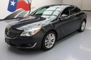 2015 Buick Regal TURBO HTD LEATHER REAR CAM SUNROOF