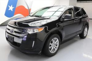 2011 Ford Edge LIMITED HEATED LEATHER REAR CAM