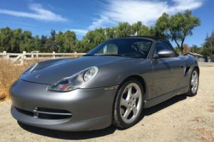 2001 Porsche Boxster Photo