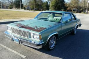 1978 Chevrolet Malibu Landau