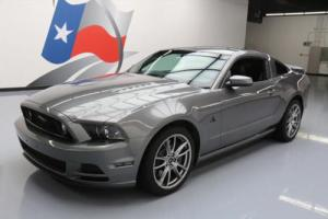 2014 Ford Mustang GT PREMIUM 5.0 6-SPEED LEATHER