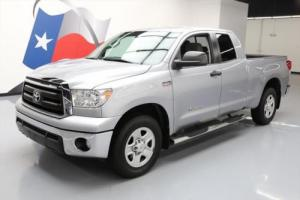2012 Toyota Tundra DOUBLE CAB SIDE STEPS BEDLINER