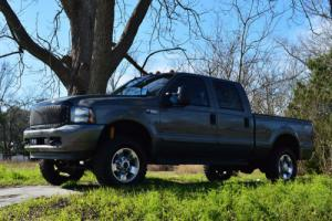 2002 Ford F-250 Crew Cab, Short Wheel Base, XLT