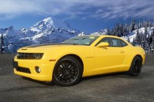 2011 Chevrolet Camaro 2SS Photo