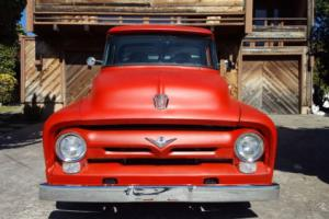 1956 Ford F-100 Custom Cab Photo