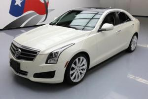 2014 Cadillac ATS 2.0T LUXURY HTD SEATS SUNROOF NAV