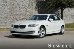 2012 BMW 5-Series 528i / NAVIGATION / SUNROOF