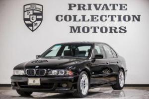 2003 BMW 5-Series 540i Photo