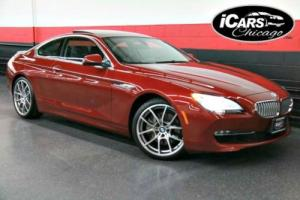 2013 BMW 6-Series xDrive 2dr Coupe