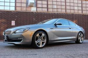 2013 BMW 6-Series 650i xDrive