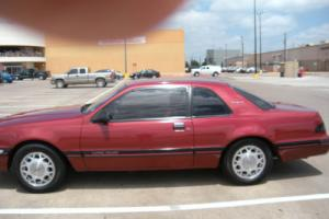 1988 Ford Thunderbird TURBO 2.3 Photo