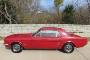 1966 Ford Mustang Coupe Auto Photo