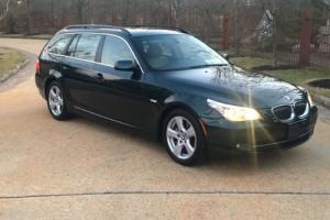 2008 BMW 5-Series 535xiT