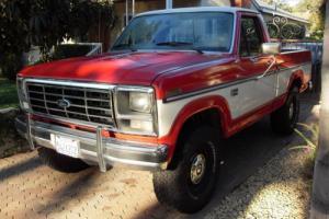 1985 Ford F-150 XLT