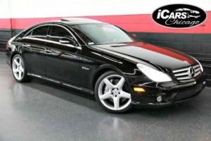 2008 Mercedes-Benz CLS-Class AMG 4dr Sedan