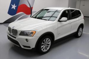 2013 BMW X3 XDRIVE28I AWD TURBOCHARGED ALLOY WHEELS