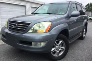 2004 Lexus GX Clean Carfax - Leather - Sunroof - Runs Great