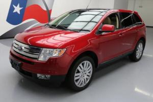 2010 Ford Edge LIMITED HTD LEATHER PANO ROOF 20'S