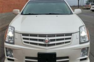 2009 Cadillac SRX SRX4
