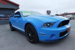 2012 Ford Mustang GT500