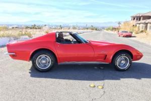 1973 Chevrolet Corvette Corvette stingray