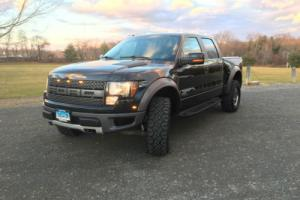 2011 Ford F-150 Raptor Super Crew Cab 4 door
