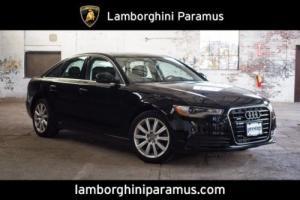2013 Audi A6 2.0T Premium Plus
