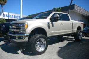 2017 Ford F-250 CUSTOM LIFTED F-250 LARIAT