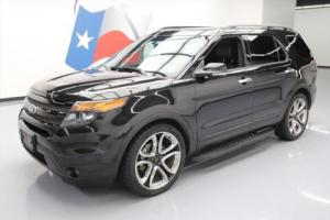 2014 Ford Explorer SPORT ECOBOOST AWD LEATHER NAV