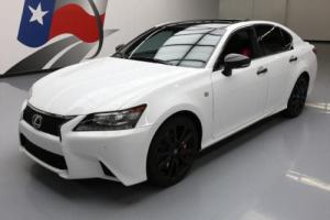 2015 Lexus GS CRAFTED LINE F-SPORT SUNROOF NAV