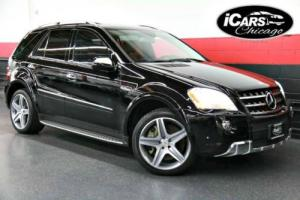 2009 Mercedes-Benz M-Class AMG 4dr Suv