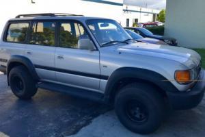 1997 Toyota Land Cruiser CONVERTION TURBO DIESEL