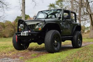 "2008 Jeep Wrangler Loaded Rubicon, 4"" Lifted, Navigation, Exhaust"