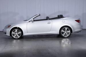 2012 Lexus IS Convertible