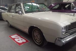 1968 CHRYSLER VALIANT VIP 273 V8 2 OWNER SURVIVOR ! WOW !!! WITH BOOKS !! Photo