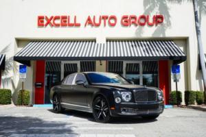 2016 Bentley Mulsanne 4dr Sedan Speed