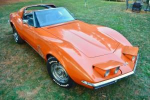 1969 Chevrolet Corvette Coupe * NO RESERVE * VIDEO * 350 * Power Steering