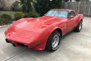 1979 Chevrolet Corvette L82