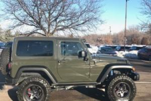 2015 Jeep Wrangler Willy Special Edition
