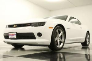 2014 Chevrolet Camaro 2LT Rally Sport Leather Summit White Coupe