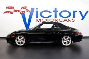 2004 Porsche 911 CARRERA C4S CAB